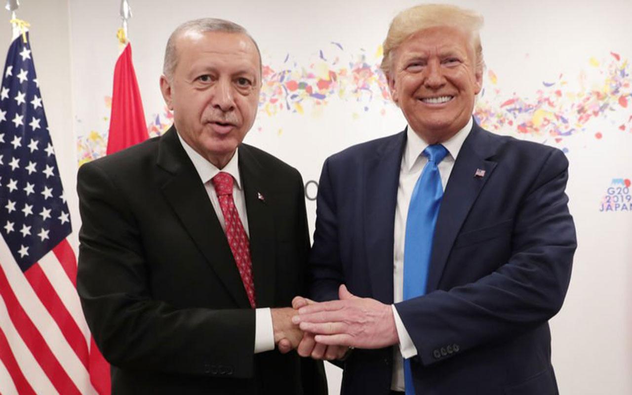 Cumhurbaşkanı Erdoğan: ABD Başkanı Trump ile her an görüşebiliriz