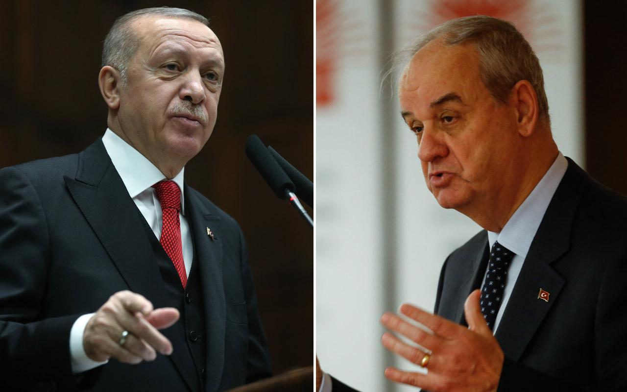 Cumhurbaşkanı Erdoğan'ın İlker Başbuğ iddiası olay oldu herhalde bir şey vadettiler