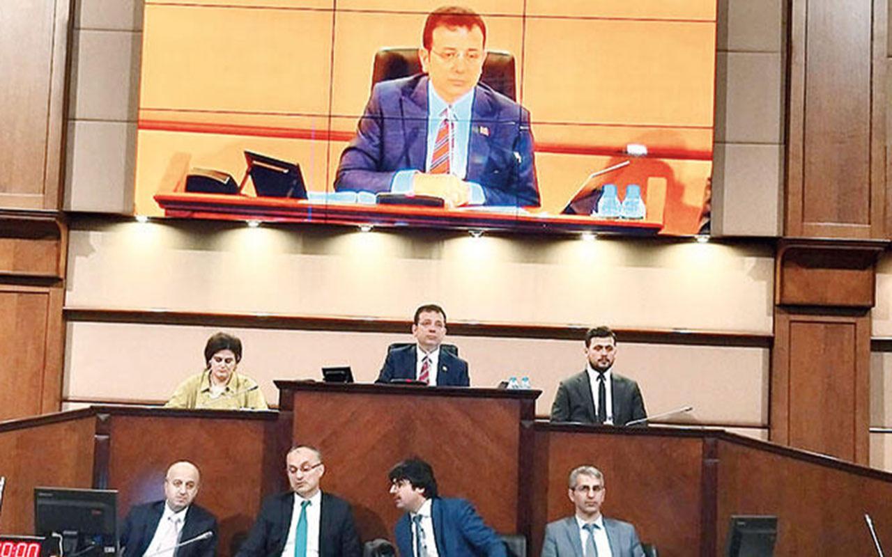 İmamoğlu'na 3 kuruşluk küfür davası açıyor 'tenhada özür' yetmez!