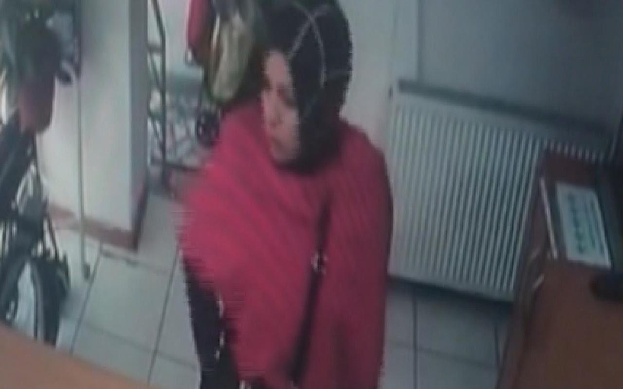 İstanbul'da sağlık ocağında tokat kavgası kamerada