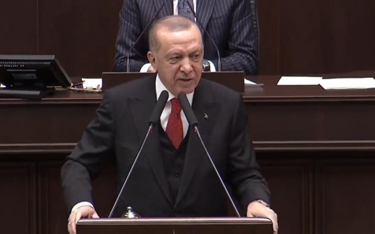Cumhurbaşkanı Erdoğan'ın idlib kararını açıkladı