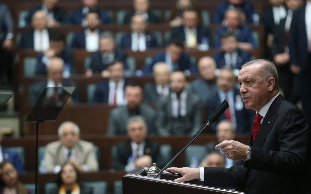 """Erdoğan: """"FETÖ'nün en önemli siyasi ayağı Kemal Kılıçdaroğlu ve ekibidir"""""""