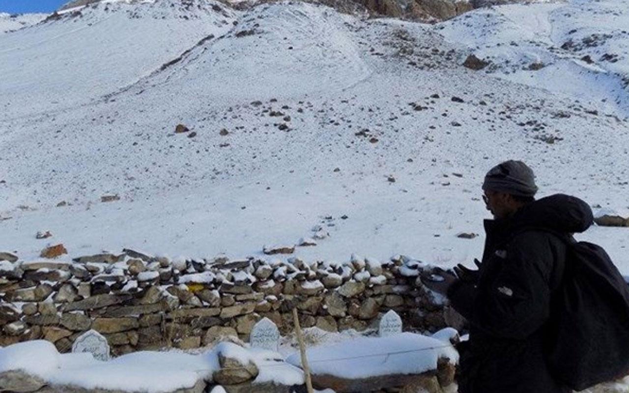 Afganistan'da çığ düştü! 21 ölü