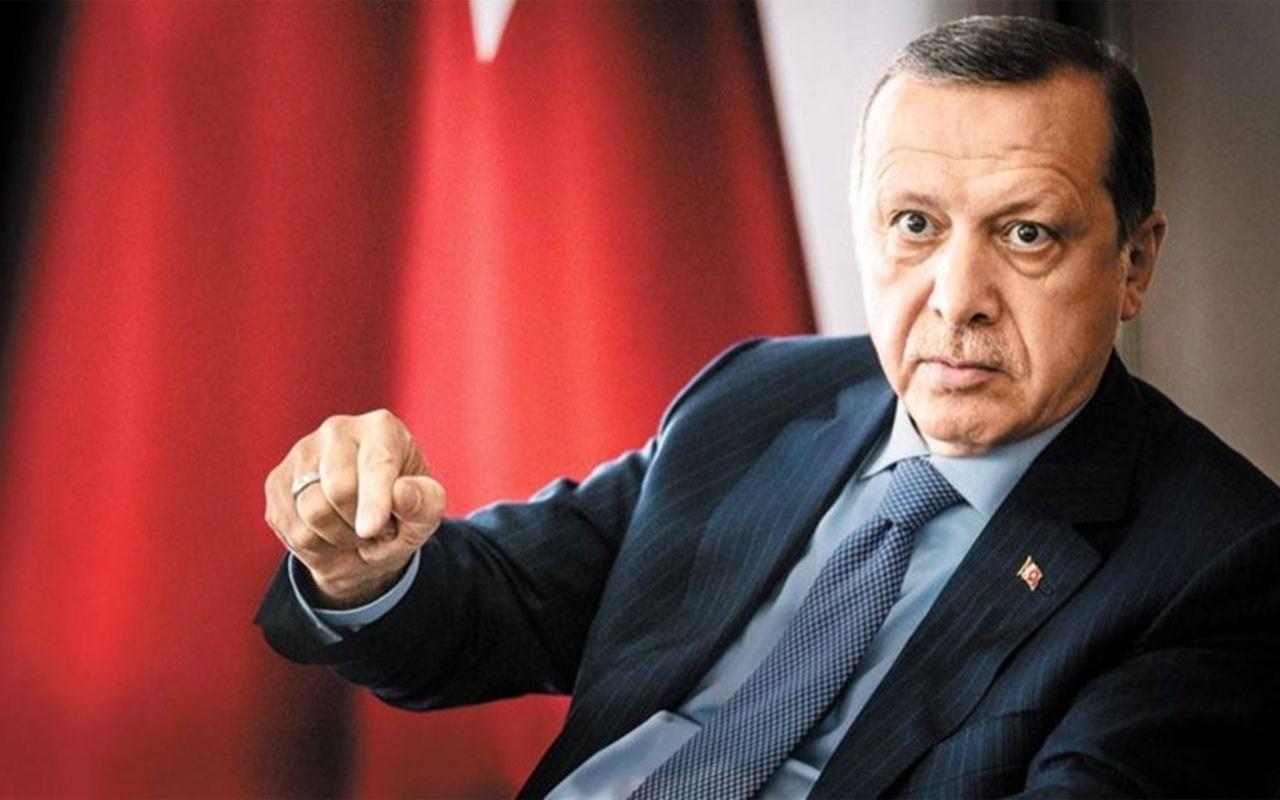 Cumhurbaşkanı Erdoğan, Şener Eruygur'a neden 'kes ulan' diye bağırdı
