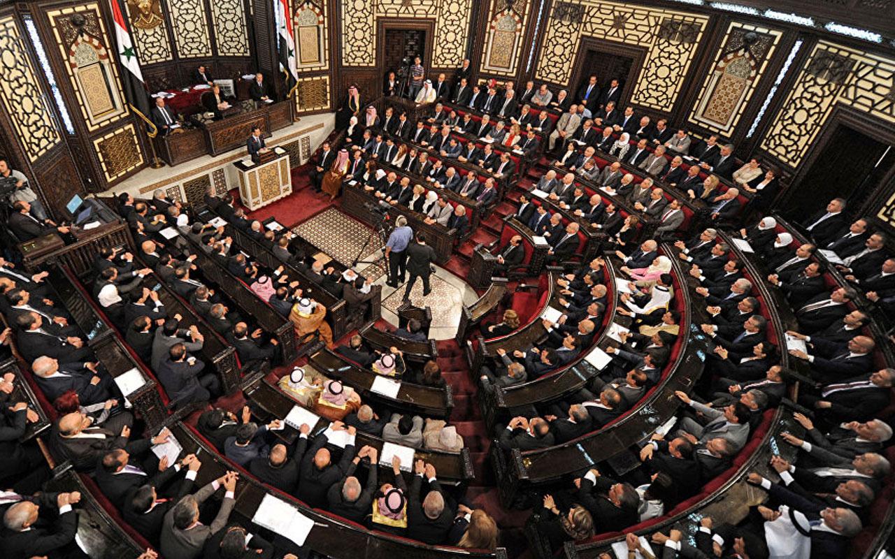 Suriye Parlamentosu'ndan kriz çıkaracak hamle! 'Ermeni Soykırımı' tasarısını kabul etti