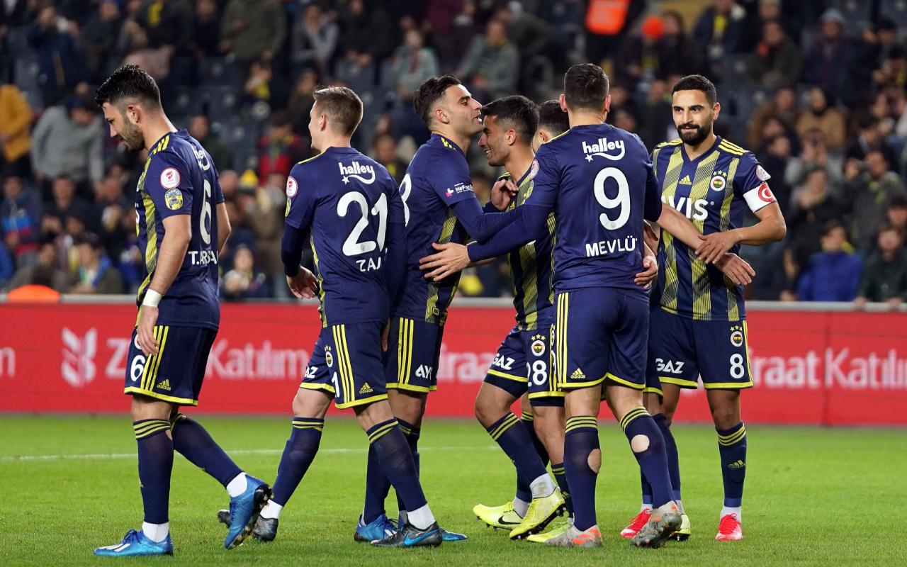 Fenerbahçe Ankaragücü deplasmanında