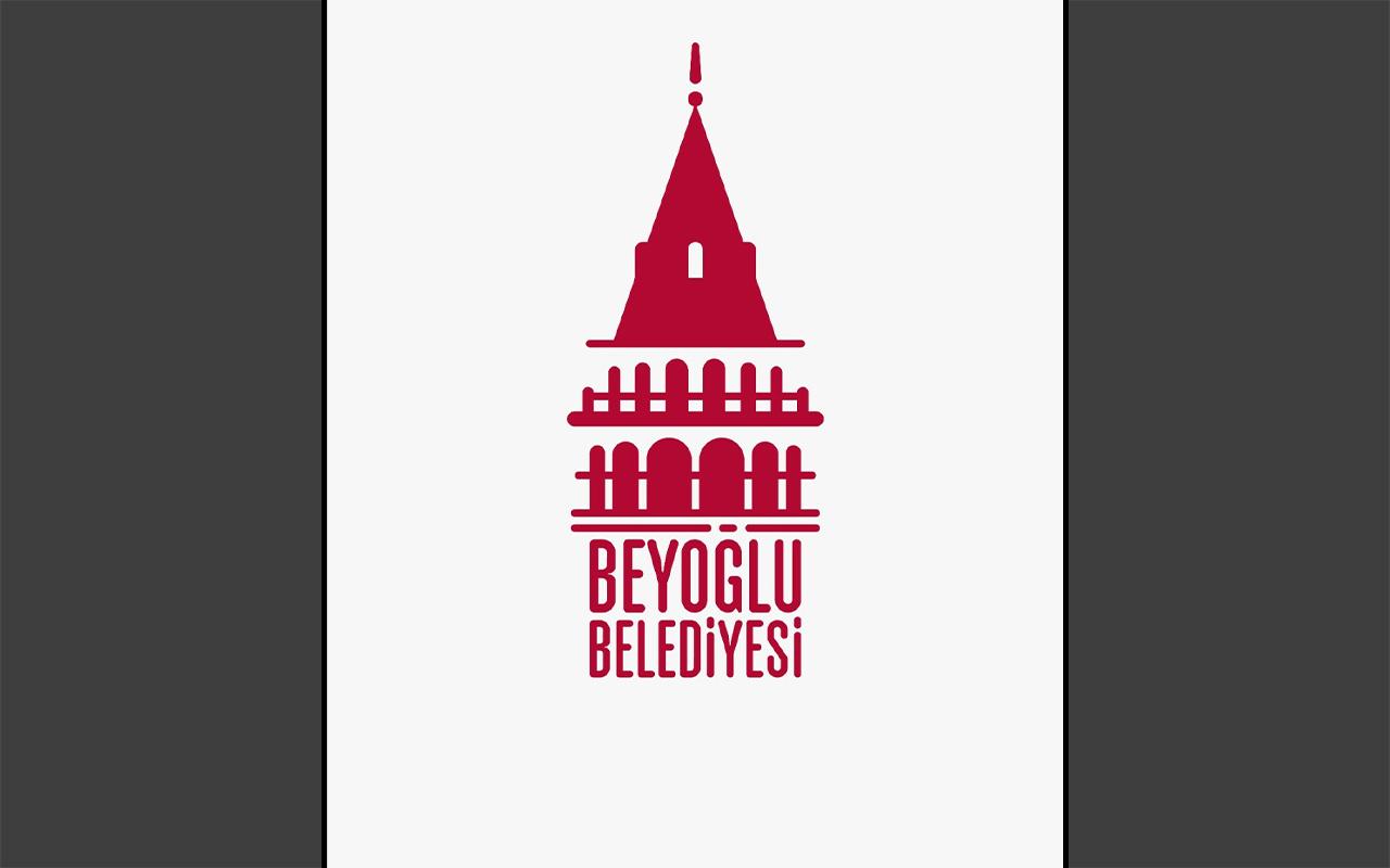 Beyoğlu Belediyesinden logo açıklaması