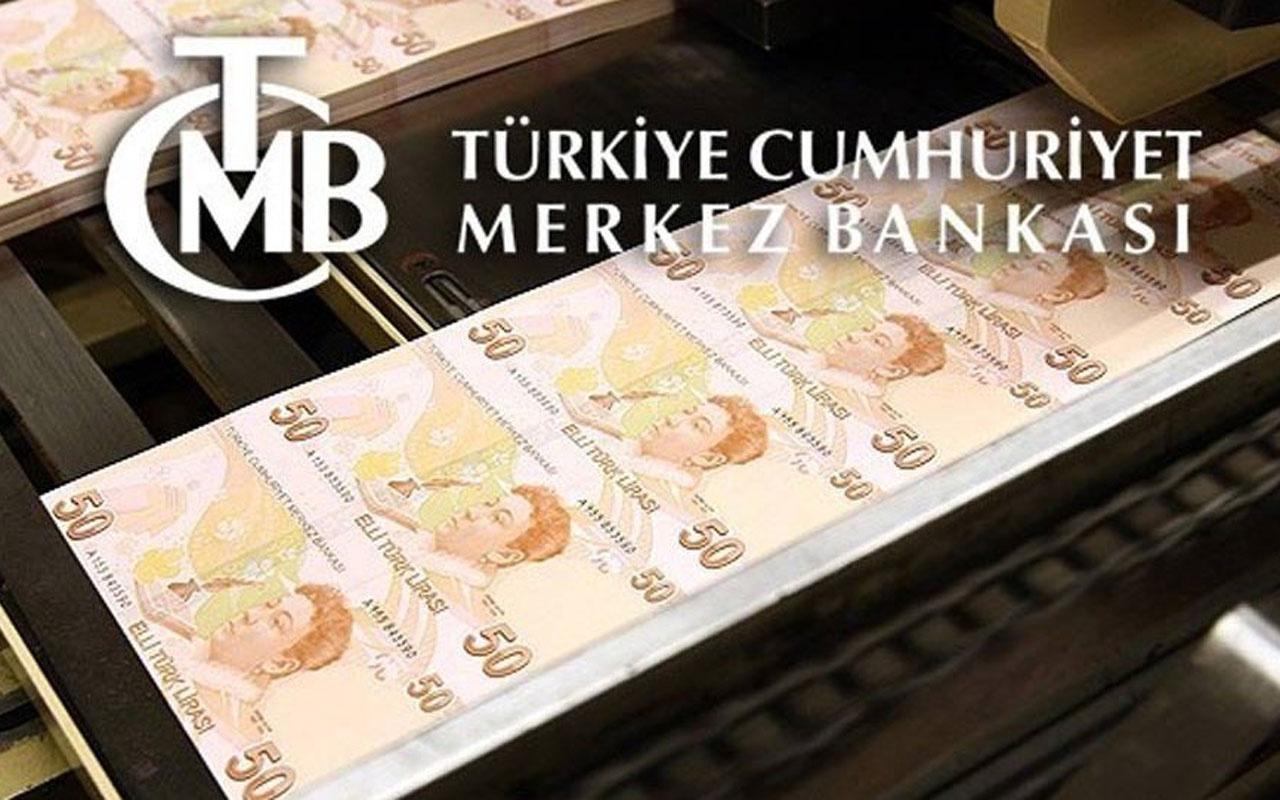 Merkez Bankası'ndan sıkılaştırma adımı! Repo ihalesiyle piyasaya 44 milyar lira verdi