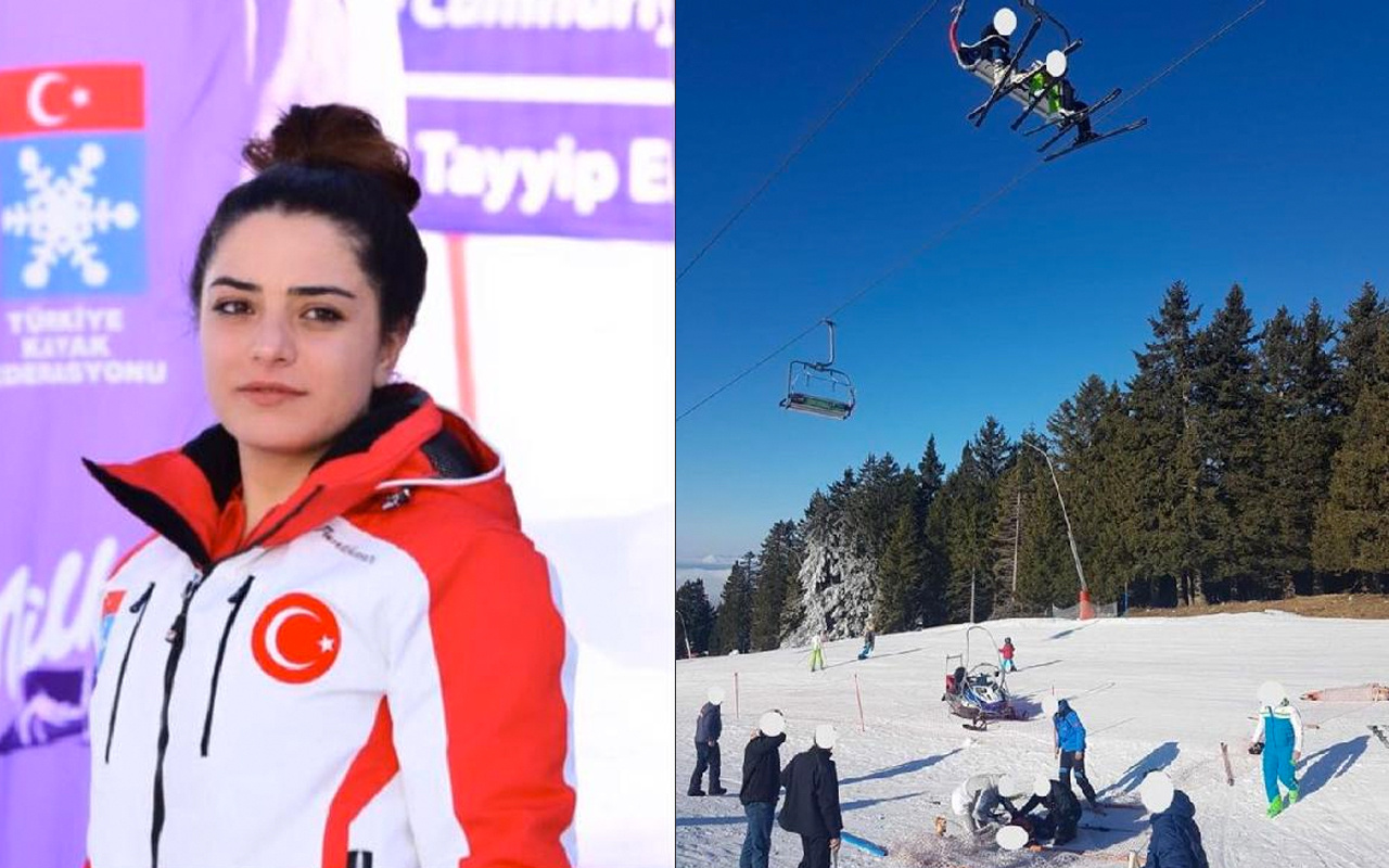 Milli kayakçı, Slovenya'da teleferikten düşen çocuğu kurtardı