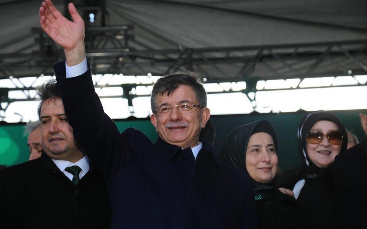 Davutoğlu'nun partisi kaç ilde örgütlendi?
