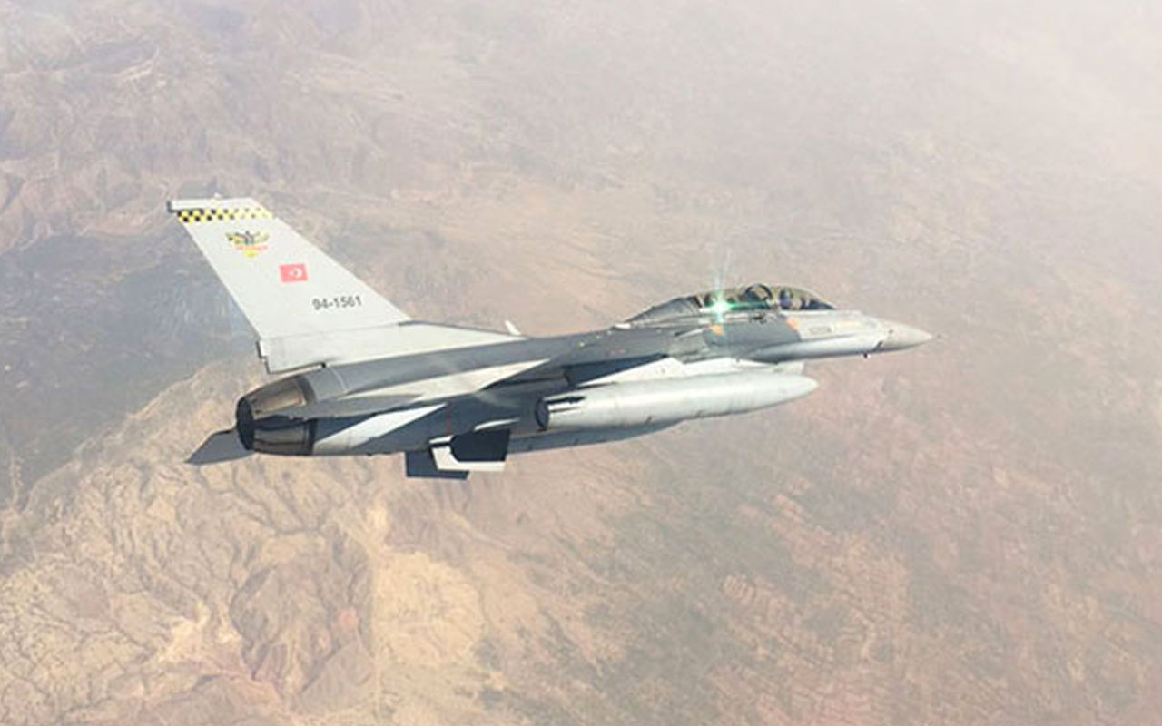 TSK'dan flaş operasyon! Tüm saldırıları planlayan PKK'lı ile birlikte 8 terörist öldürüldü