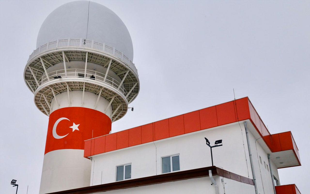 Milli Gözetim radarında sevindiren gelişme! Gaziantep'e kuruldu test aşamasında