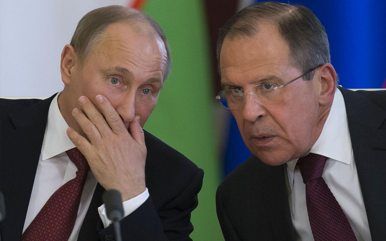 Lavrov'dan Türkiye'yi kızdıracak İdlib açıklaması! Esed'in zaferi kaçınılmaz