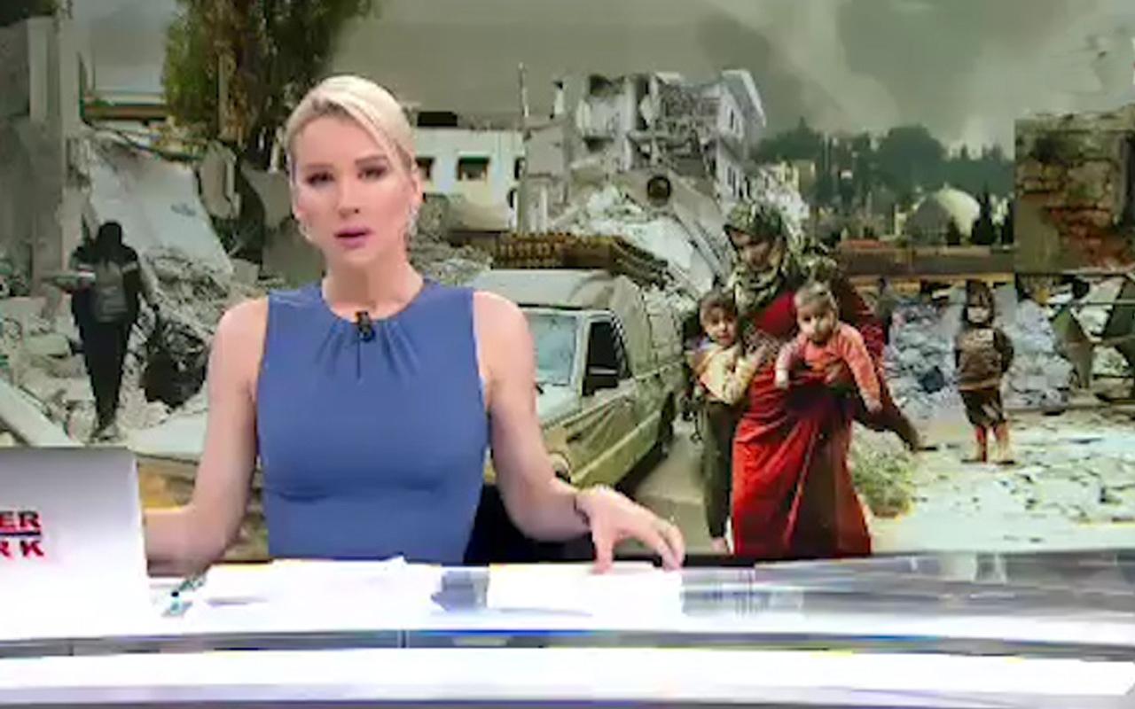 Habertürk'ten Çetiner Çetin İdlib dramını yerinden aktardı!