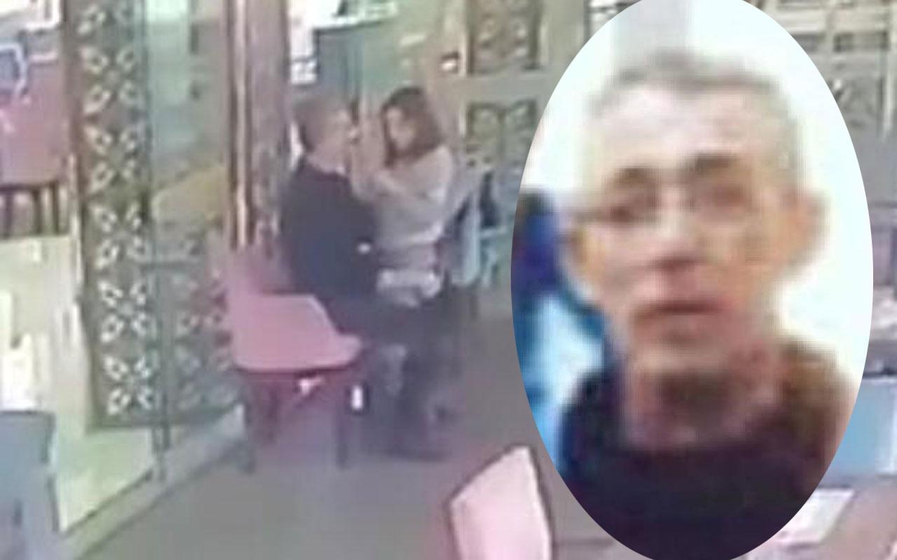 İzmir'de küçük kıza cinsel istismar iğrenç anlar kameraya yakalandı