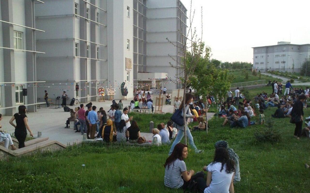 Hacettepe Üniversitesi kilitlendi! Rektör Haluk Özen'den açıklama geldi