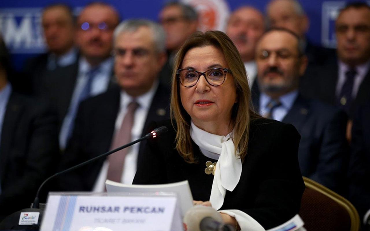 Ruhsar Pekcan'dan Güçlü Türkiye'nin Güçlü Kadınları Zirvesi'nden önemli mesajlar