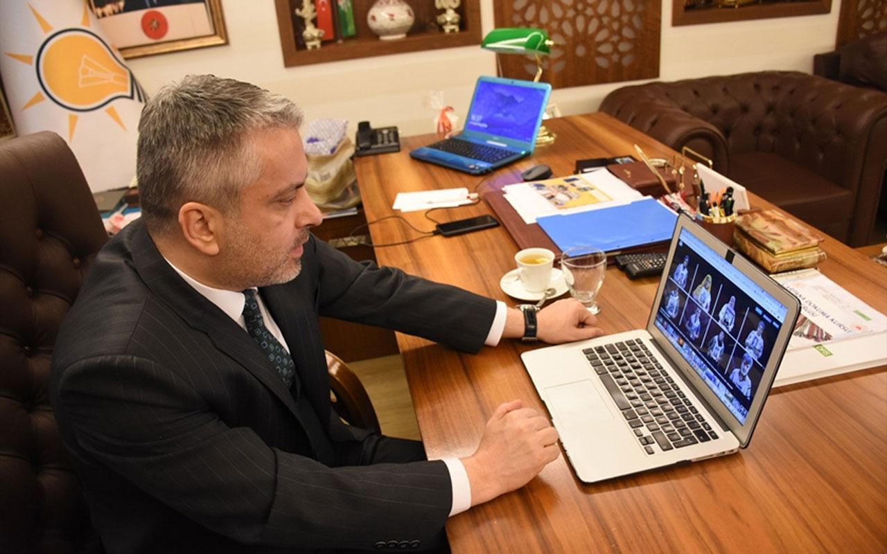 AK Parti Bursa İl Başkanı Ayhan Salman'dan 'Kara listeni güncel tut' paylaşımı