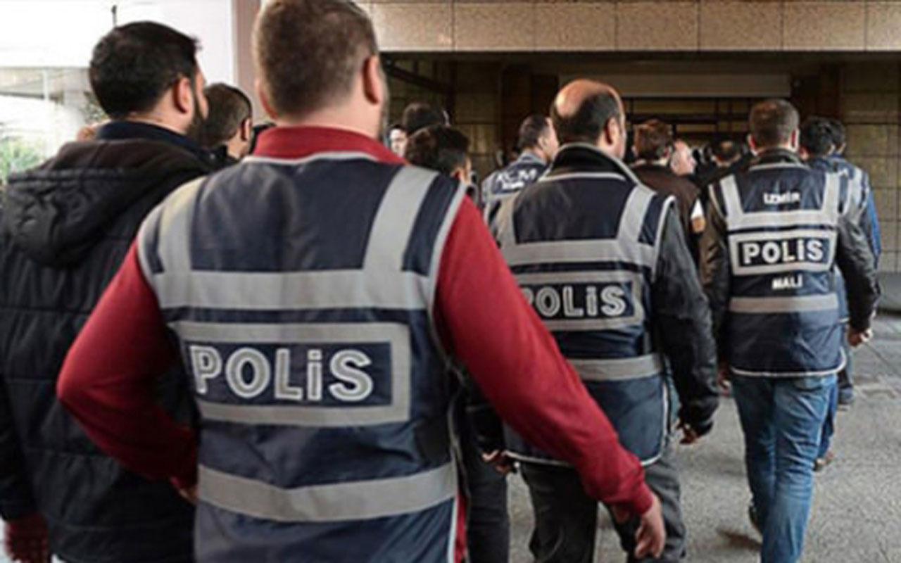 Komiser yardımcılığı sınavı operasyonunda 467 gözaltı kararı verildi