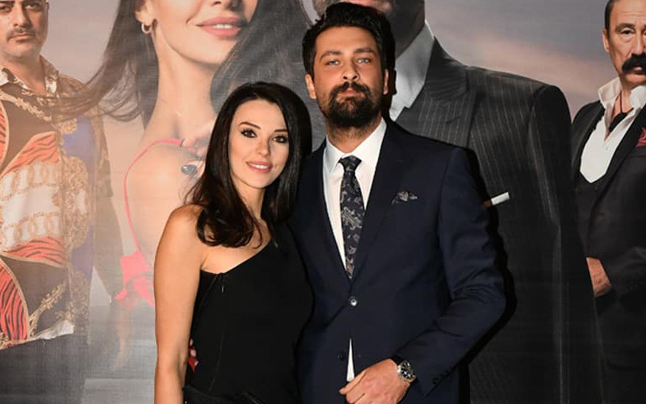 Tuvana Türkay Onur Tuna'yı fena bozdu! Ağır Romantik filminin galasında gergin anlar
