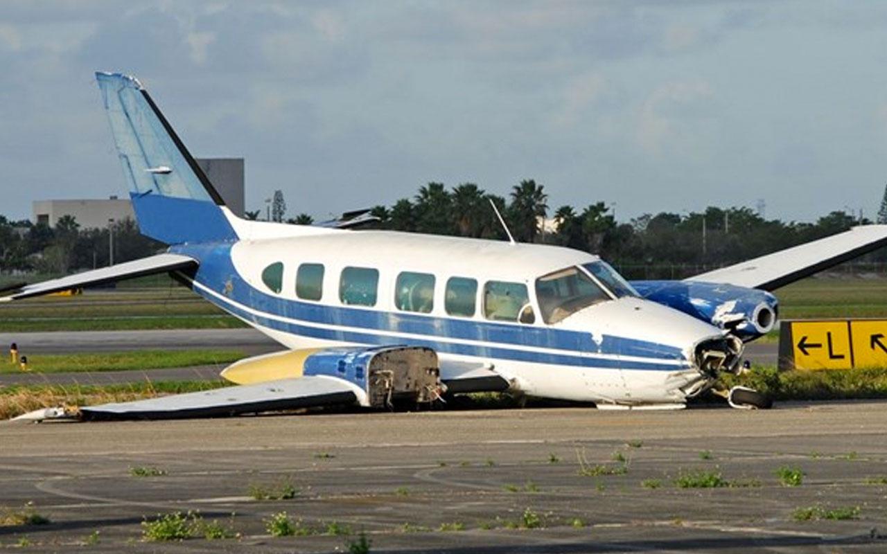 Avustralya'da iki uçak havada çarpıştı: 4 ölü
