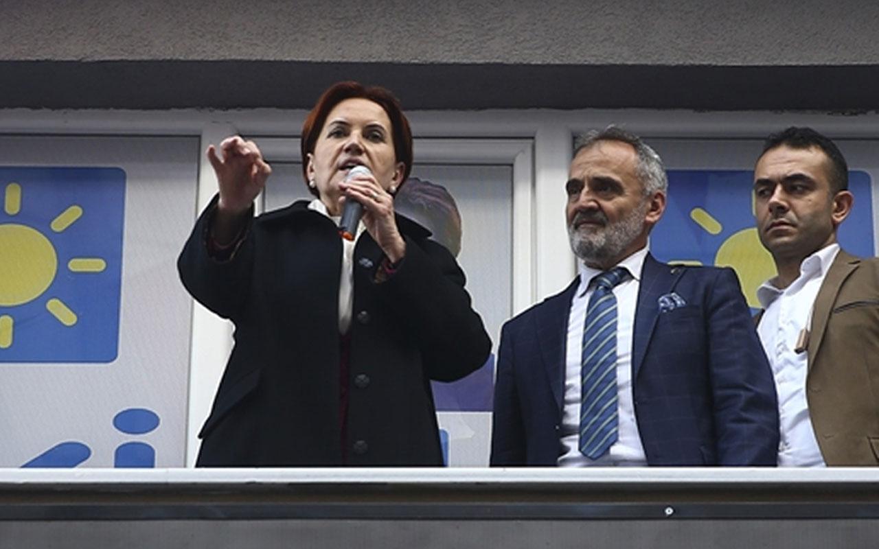 Meral Akşener istifalarla ilgili konuştu