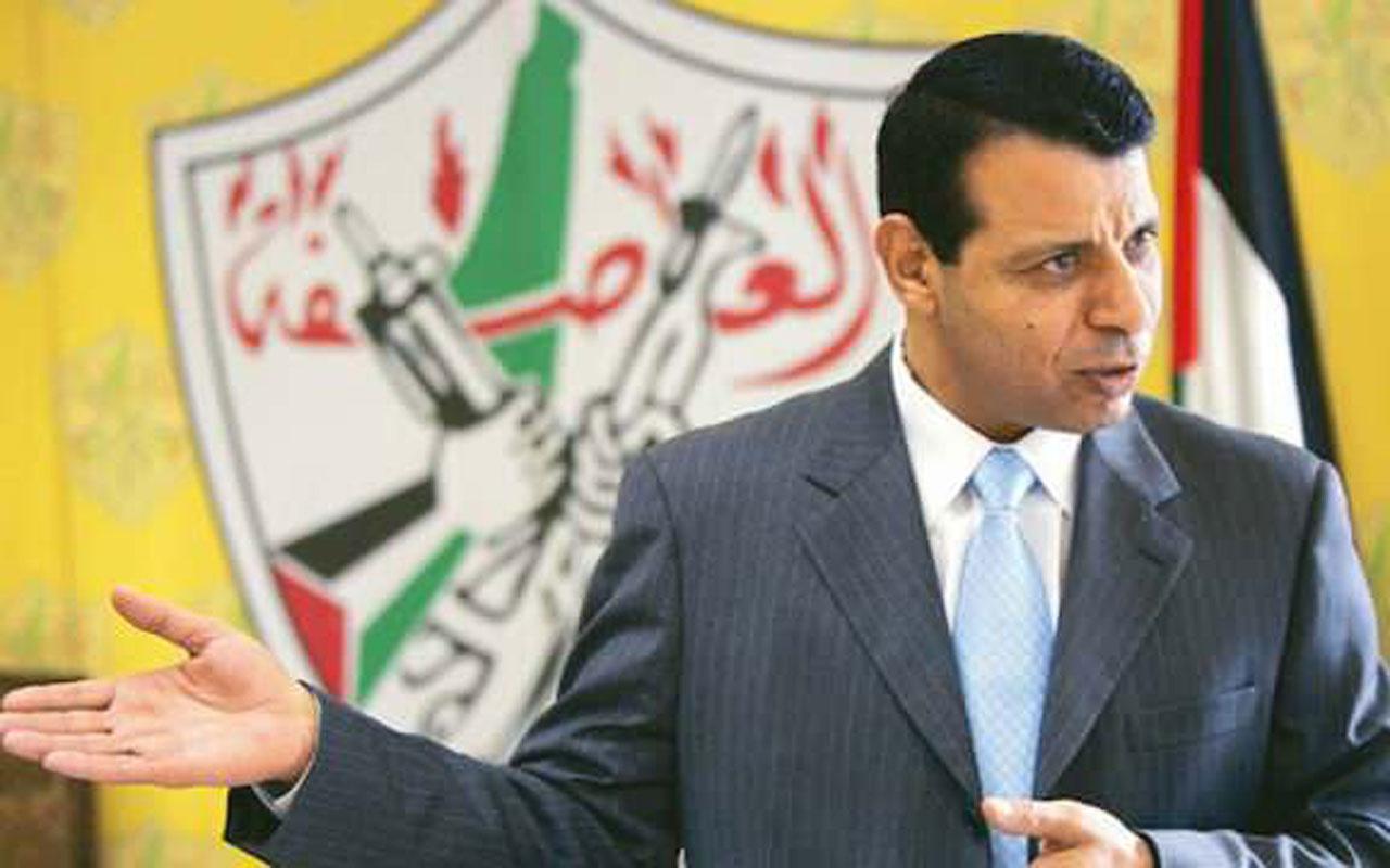 BAE ve İsrail'in pis işlerini yapan Muhammed Dahlan o ülkeyi bölecek!