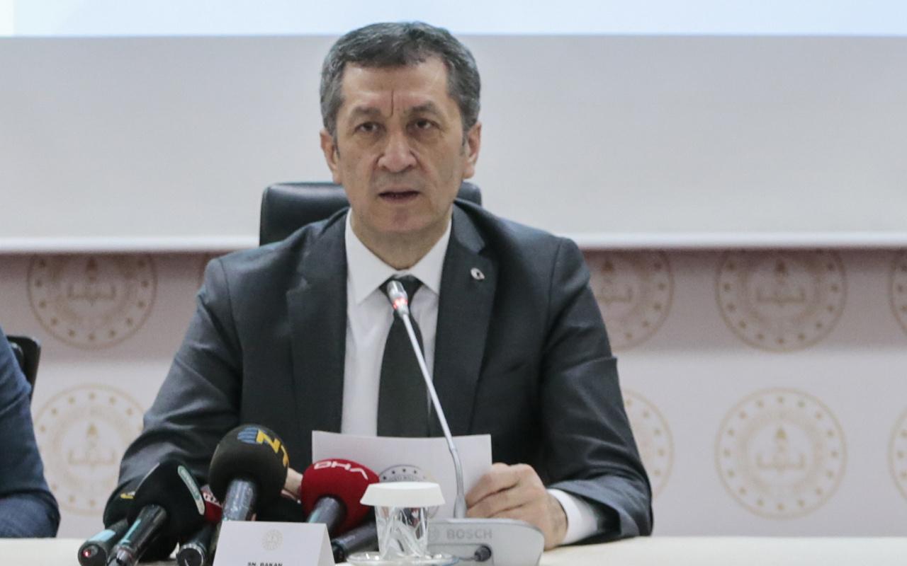 Milli Eğitim Bakanı Ziya Selçuk okulları uyardı öğrenciler arasında hızla yayılıyor