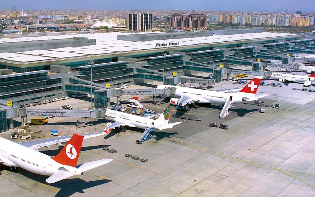 Atatürk Havalimanı'nın ismi değişti Cumhurbaşkanı Erdoğan onayladı