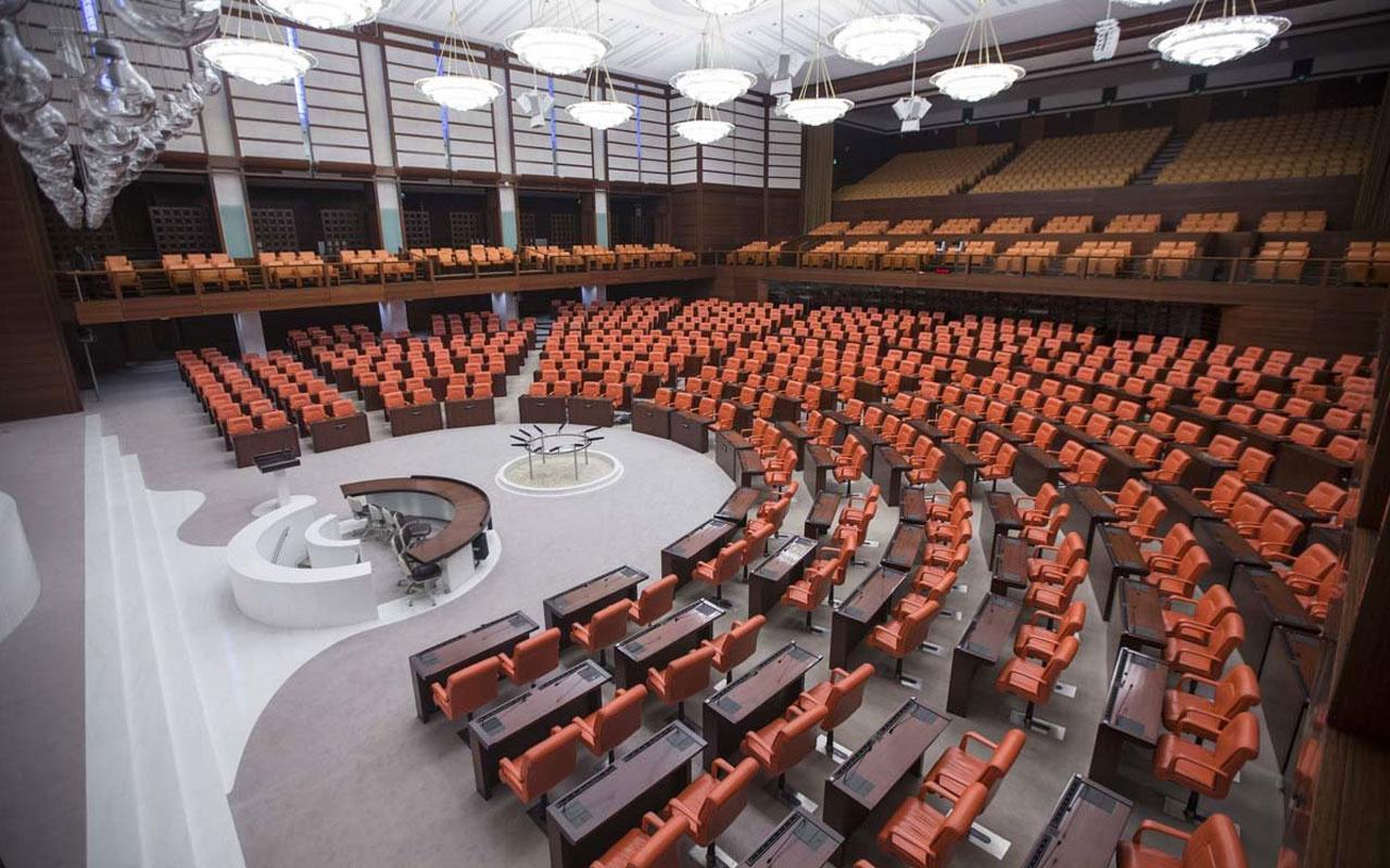 Meclise HDP'li 6 milletvekilinin yeni dokunulmazlık dosyaları sevk edildi