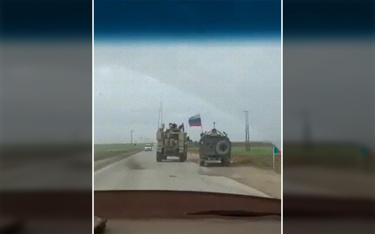 ABD ve Rusya askerlerinden it dalaşı