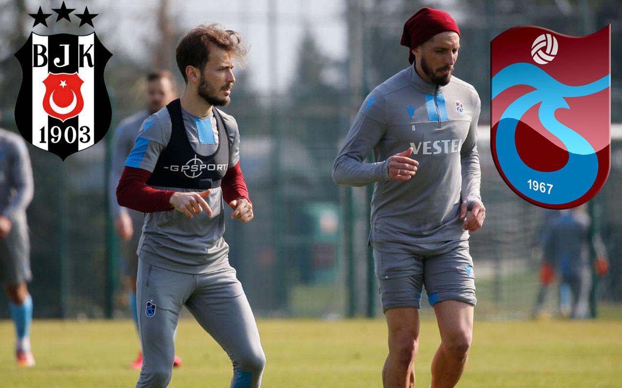 Trabzonspor derbi hazırlığına devam ediyor hangi oyuncuların durumu kritik?