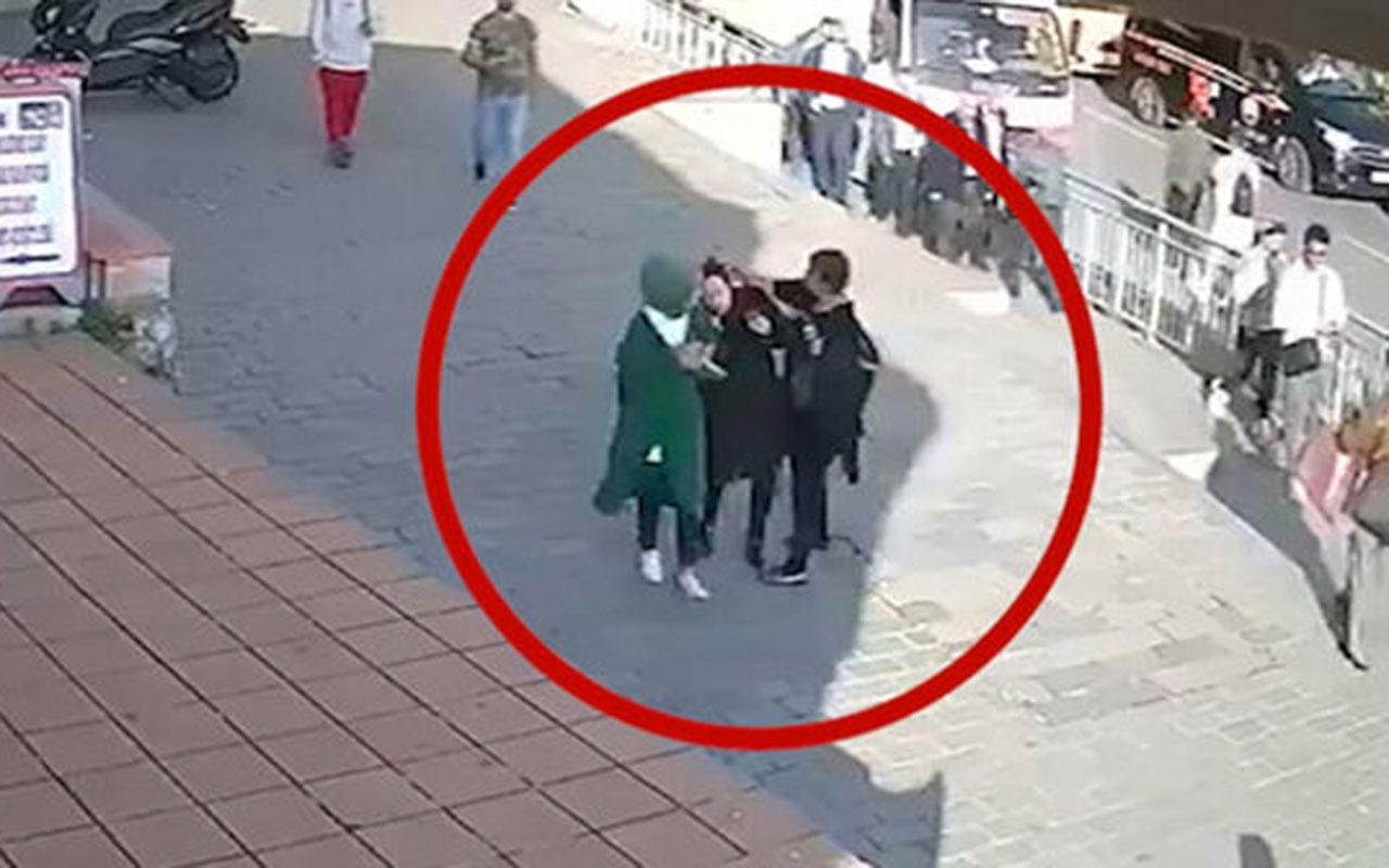 Karaköy'de başörtülü kızlara saldıran Semahat Yolcu'ya 2 yıl 9 ay hapis cezası