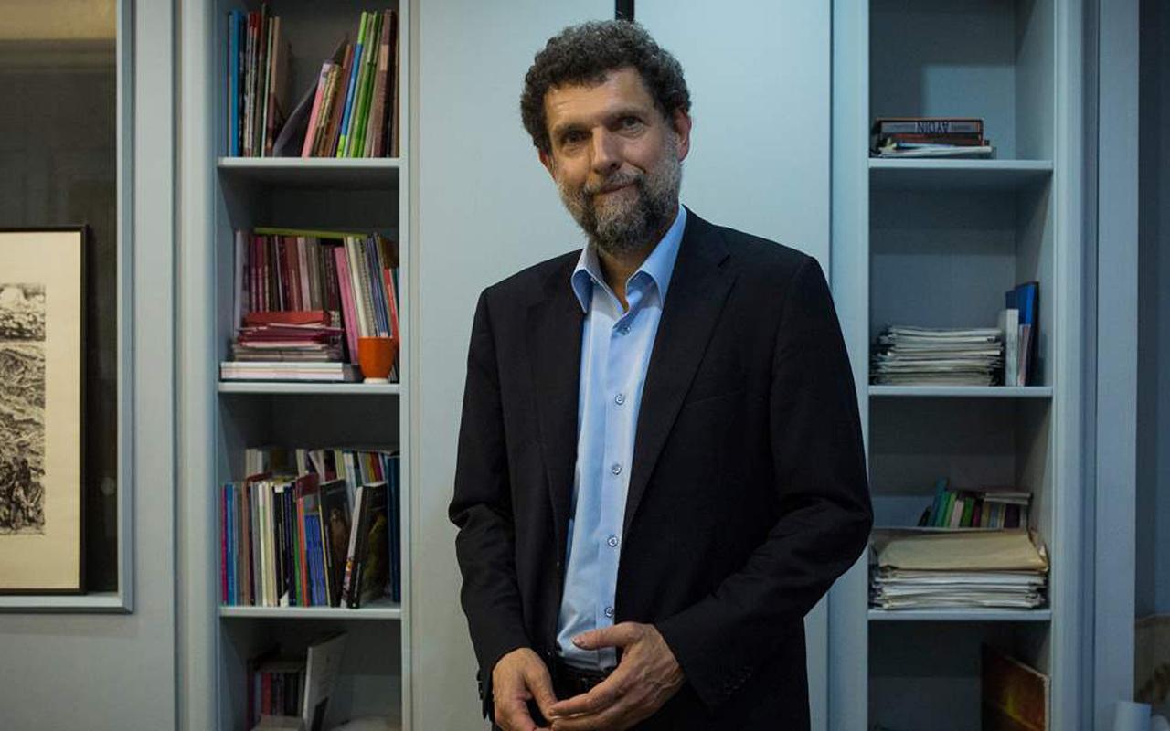 Osman Kavala, darbe girişimine ilişkin soruşturma kapsamında tutuklandı