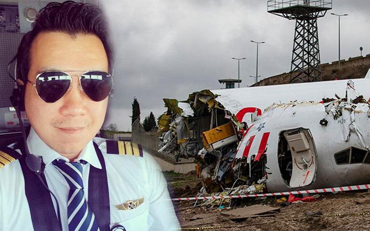 Kaza yapan Pegasus pilotuna hastanede büyük şok beyninde tümör çıktı