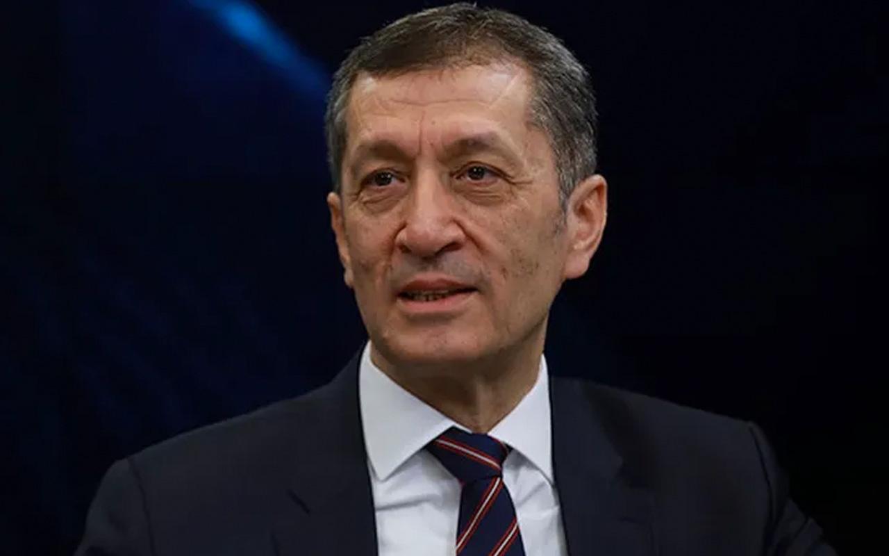 Milli Eğitim Bakanı Ziya Selçuk'tan ders fazlalığına ilişkin müjde geldi