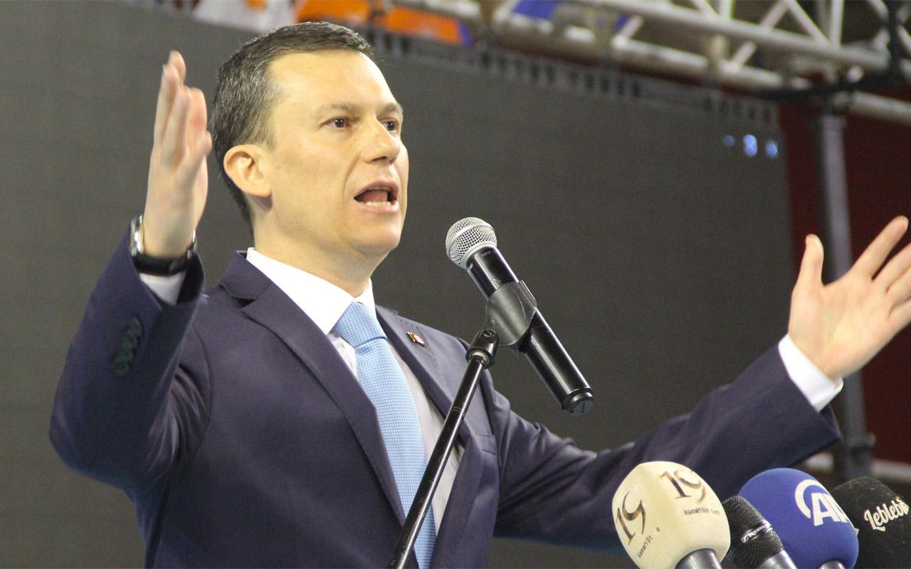 """AK Parti Genel Sekreteri Fatih Şahin'den """"darbesöylentileri""""ne tepki"""