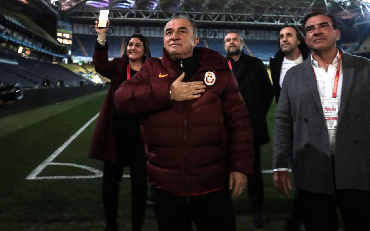 21 yıl sonra Fenerbahçe'yi yenen Fatih Terim'den açıklamalar