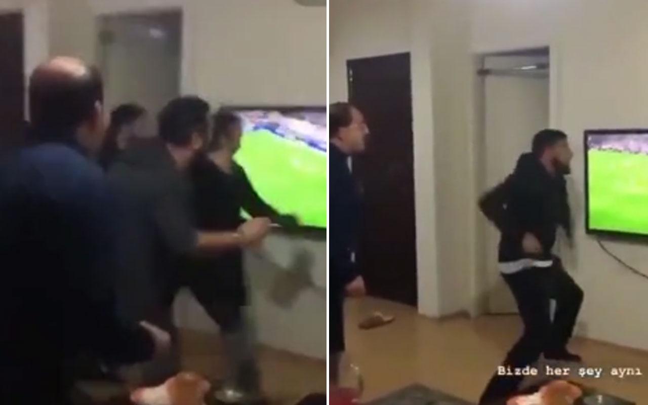 Fenerbahçe Galatasaray derbisinin en çok konuşulan videoları
