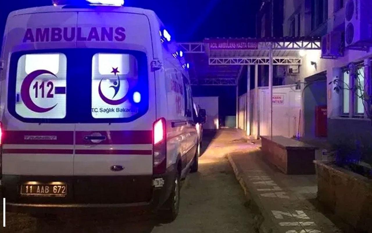 Bilecik'te gıda zehirlenmesi nedeniyle 12 asker hastanelik oldu