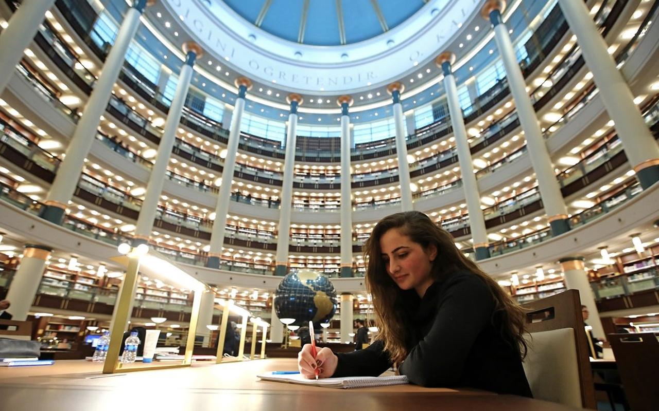 Millet Kütüphanesi üyelik ücreti kaç para e devlet girişi