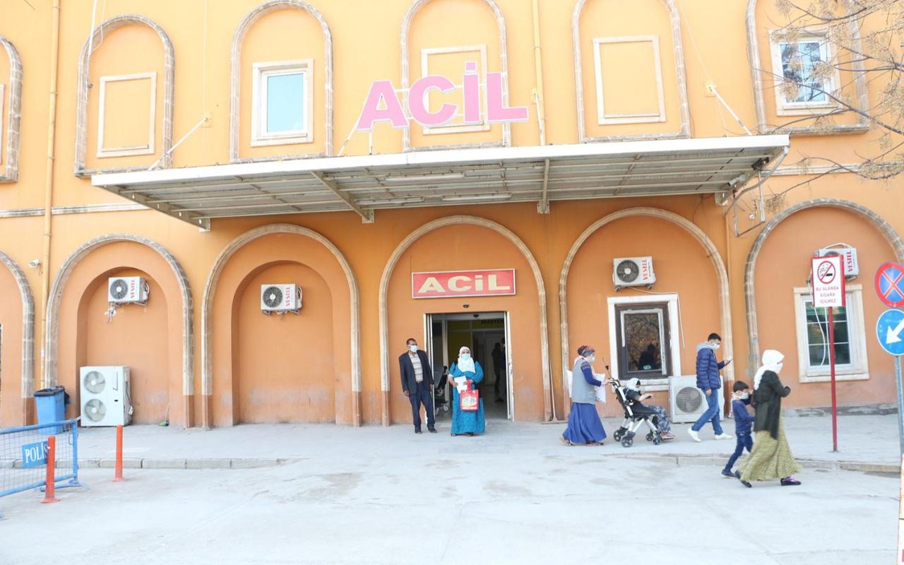 İran'dan gelen Türk şoför, koronavirüs şüphesiyle Mardin'de gözlem altına alındı