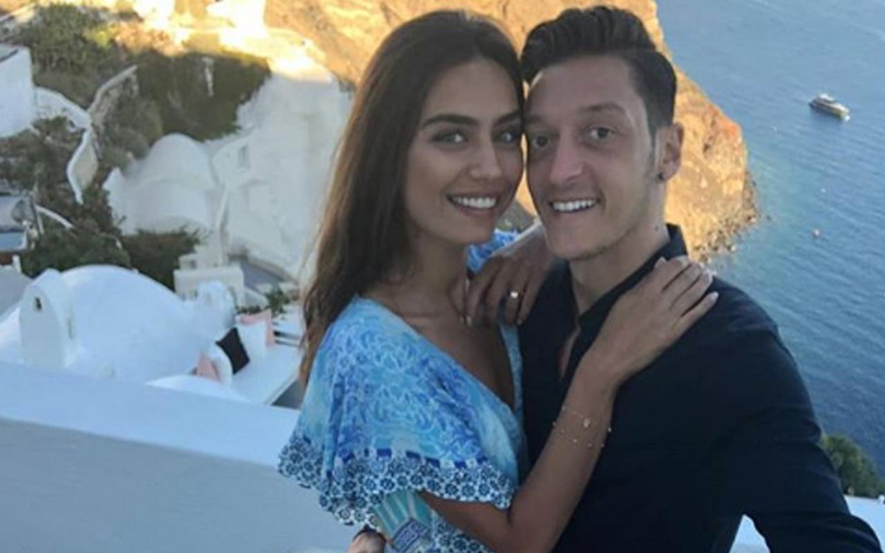 Amine Gülşe Mesut Özil çiftinin bebeğinin cinsiyeti belli oldu!
