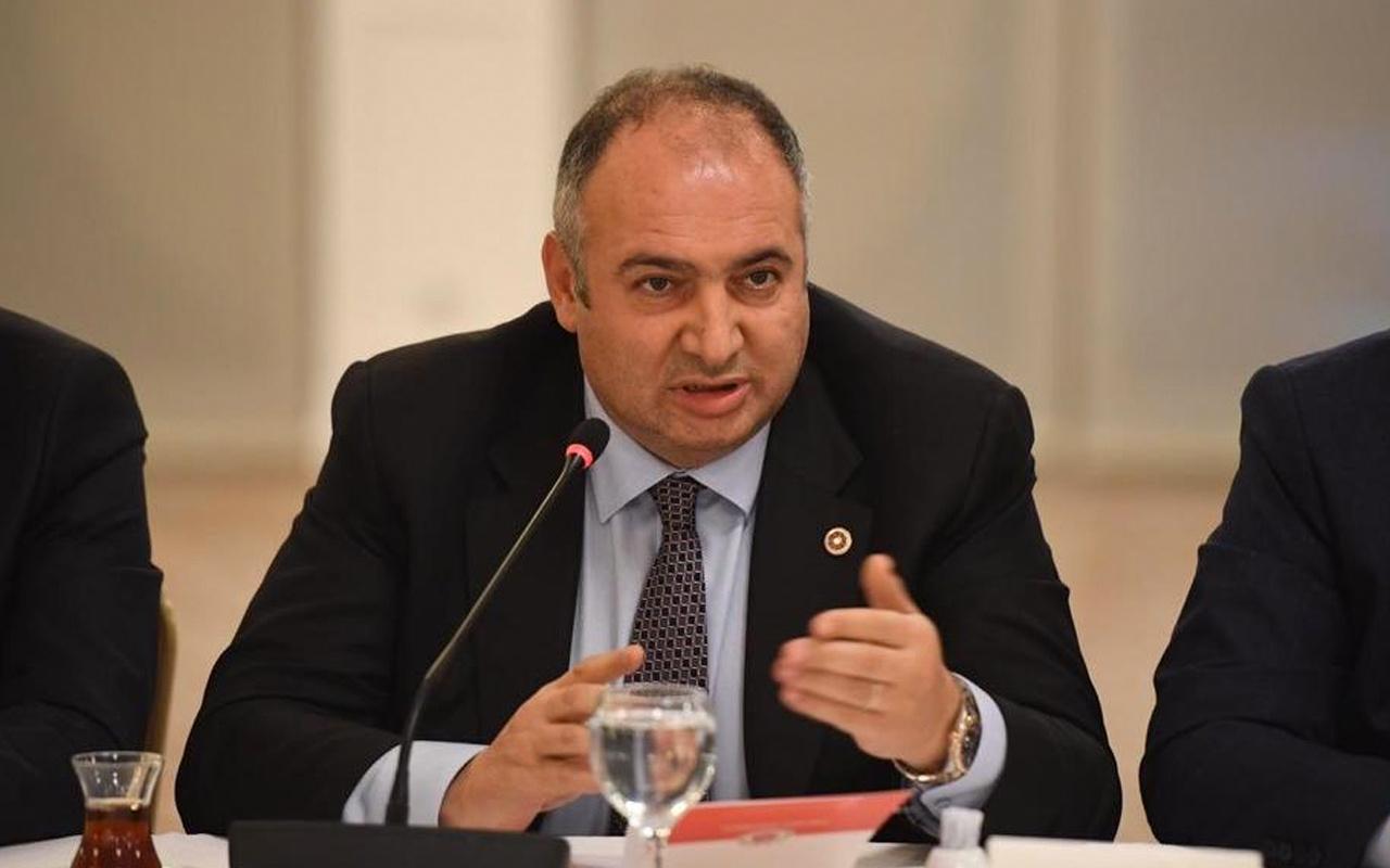 MHP'li milletvekili Bülent Karataş'tan komisyona rest! Bırakıp giderim