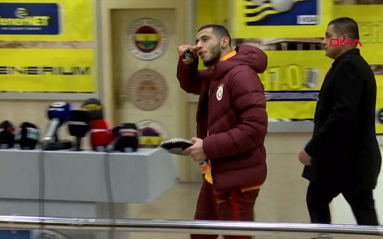 """Belhanda'dan Fenerbahçe maçı sonu flaş hareket! """"Fener ağlama"""""""