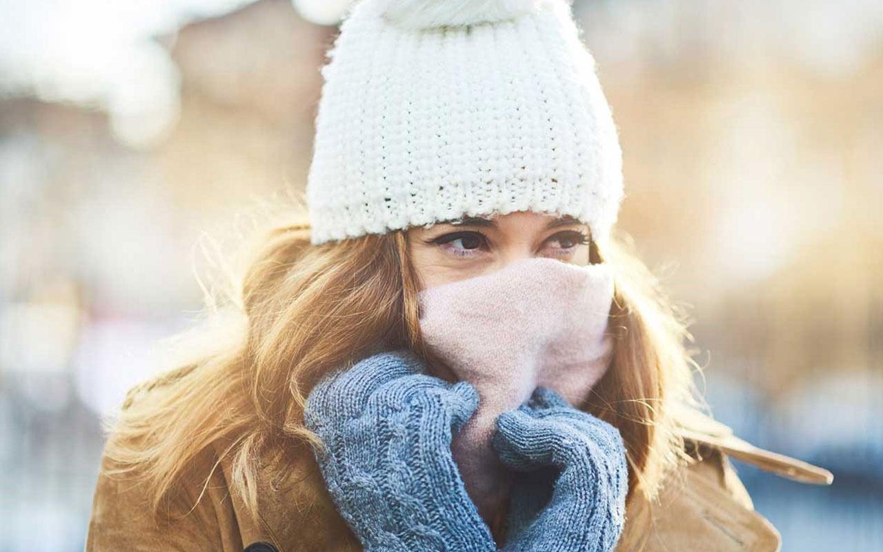 Soğuk havada kat kat giyinmek hasta ediyor!