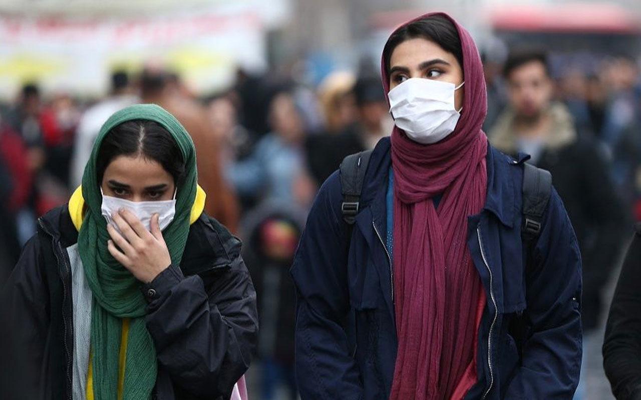 İran'da koronavirüs bilançosu ağırlaşıyor! Ölenlerin sayısı 724'e yükseldi