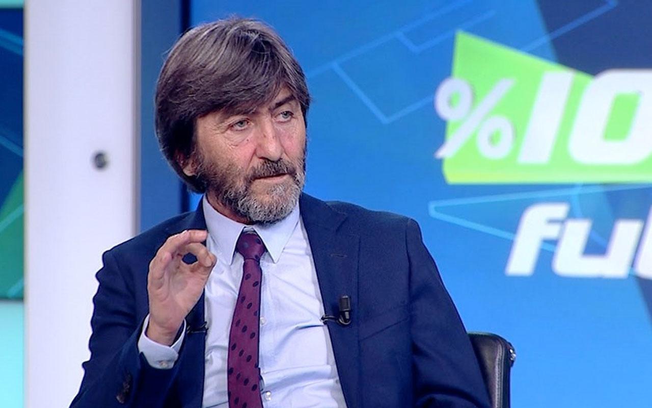 Rıdvan Dilmen: Ersun Yanal hakkını helal etsin