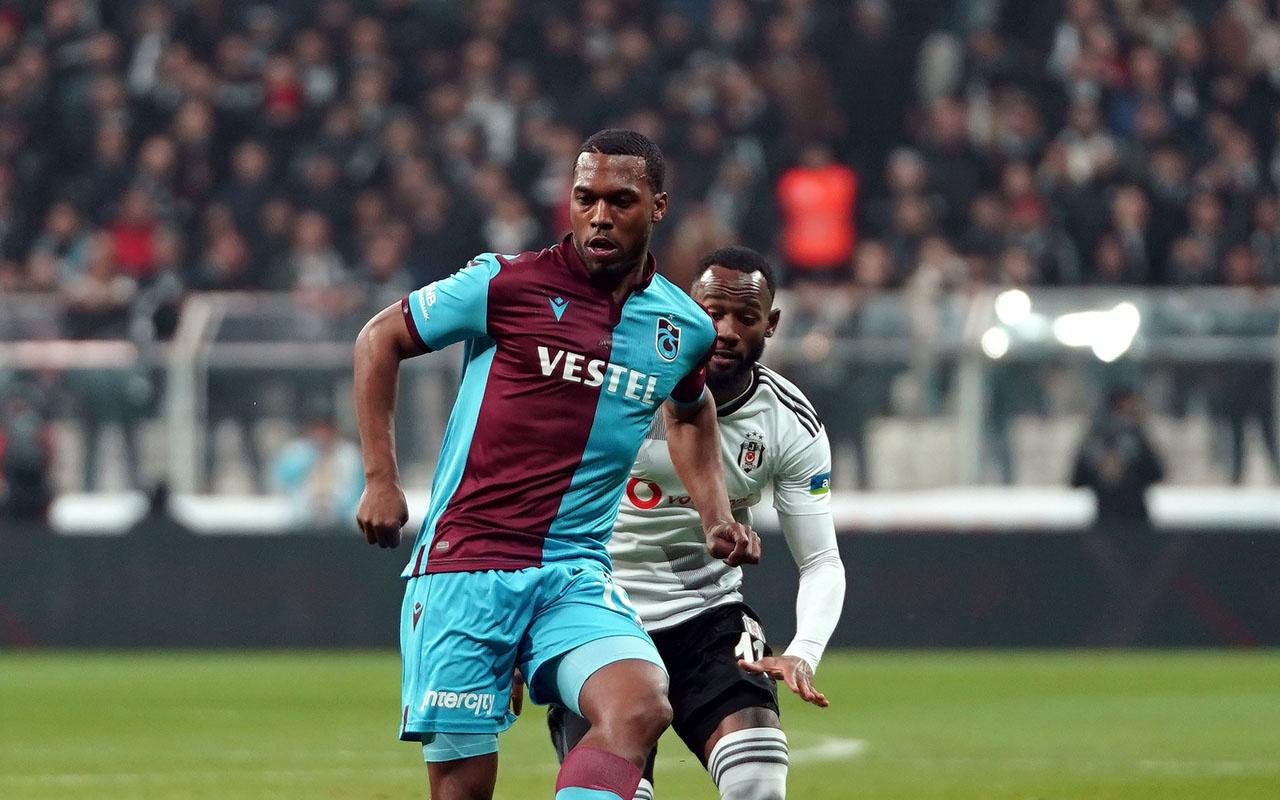 Trabzonspor'un golcüsü Sturridge taraftarlara hayal kırıklığı yaşattı
