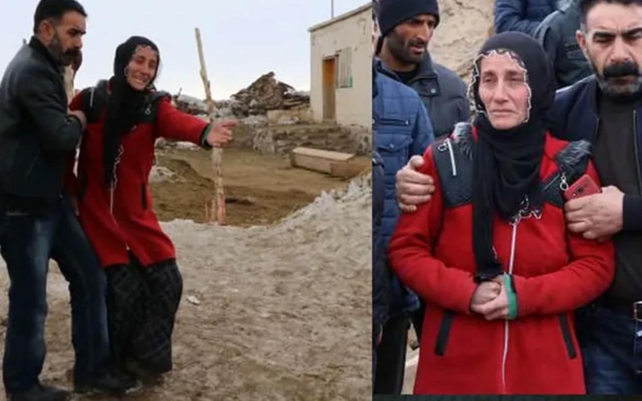 Van'dan geriye kalan en acı hikaye! Eşi ve üç çocuğunu depremde kaybetti